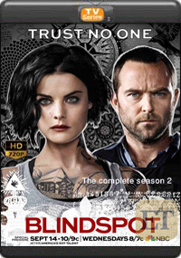 Blindspot The complete Season 2