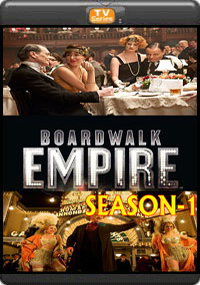 Boardwalk Empire The Complete Season 1