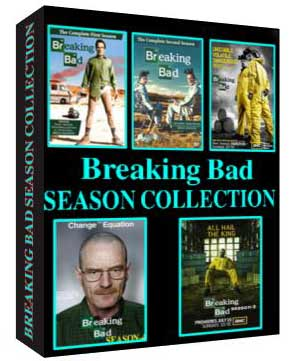 Breaking Bad Season Collection