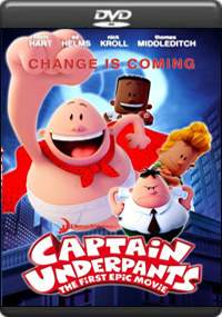 Captain Underpants: The First Epic Movie [ C- 1304 ]