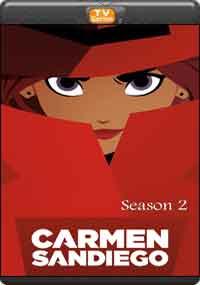 Carmen sandiego Season 2
