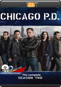 Chicago PD The complete Season 2