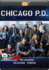 Chicago PD The complete Season 3