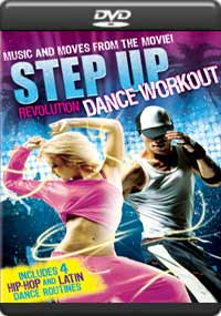 Step Up Revolution Dance Workout [5210]