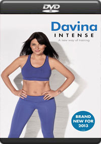 Davina McCall's Intense workout [636]