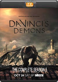 Da Vincis Demons The Complete Season 3
