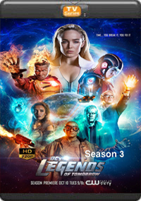 Dcs.Legends Of Tomorrow Season 3 [Episode 1,2,3,4]
