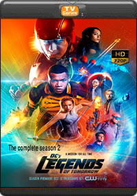 Dcs.Legends Of Tomorrow The Complete Season 2