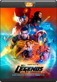 Dcs.Legends Of Tomorrow Season 2 [Episode 17 The final ]