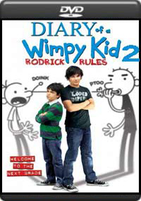 Diary of a Wimpy Kid: Rodrick Rules [4416]