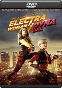 Electra Woman and Dyna Girl [6837]