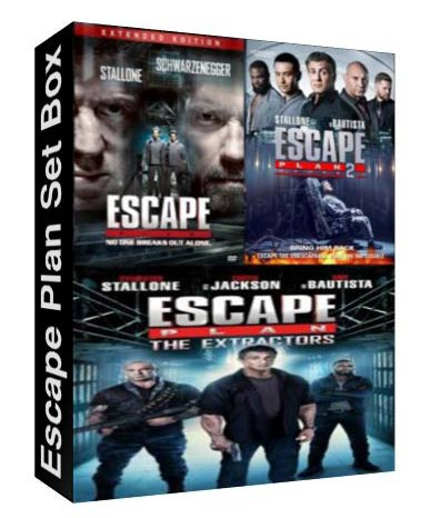 Escape Plan Set Box [ 5645,7788,8201 ]