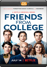 Friends from colege Season 1 [ Episode 1,2,3,4 ]