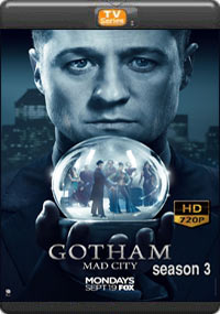 Gotham Season 3 [Episode 21,22, The Final]