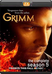 Grimm The Complete Season 5