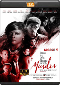 How to Get Away with Murder Season 4 [ Episode 5,6,7,8 ]
