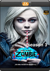 Izombie season 3 [ Episode 1,2,3,4]