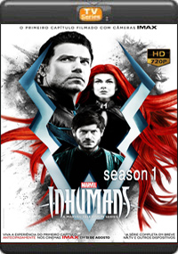 Marvels Inhumans Season 1[ Episode 5,6,7,8 The Final ]