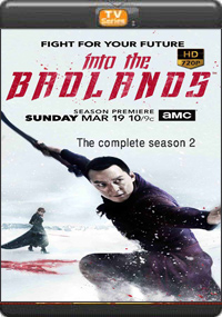 Into the Badlands The complete season 2
