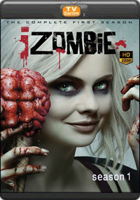 Izombie season 1 [ Episode 1,2,3,4]