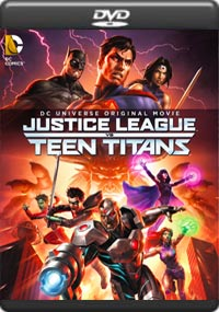 Justice League vs. Teen Titans [C-1223]