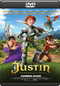 justin and the knights of valour [C-1056]