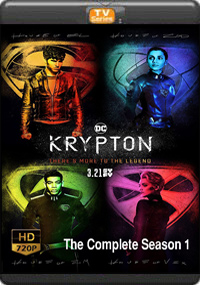 Krypton The Complete Season 1