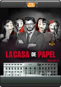 La casa de papel Season 3 [ Episode 1,2,3,4 ]