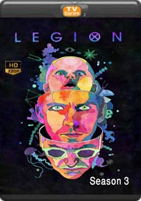 Legion Season 3 [ Episode 1,2,3,4 ]