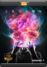 Legion Season 1 [Episode 5,6,7,8 The final]