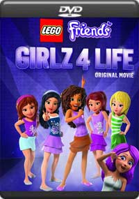 LEGO Friends Girlz 4 Life [C-1213]