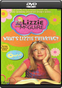 Lizzie McGuire - What's Lizzie Thinking? [2887]