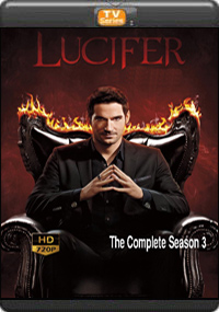 Lucifer The Complete Season 3