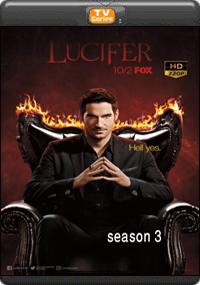 Lucifer Season 3 [Episode 1,2,3,4]