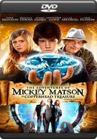 The Adventures of Mickey Matson & the Copperhead Treasure [5675]