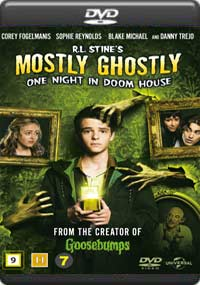 Mostly Ghostly 3 One Night in Doom House [6862]