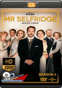 Mr Selfridge Season 3 [Episode 5,6,7,8]