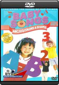Baby Songs: ABC, 123, Colors & Shapes [4118]