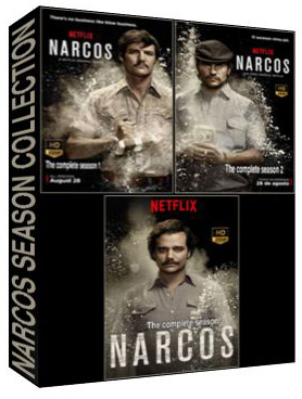 Narcos Season Collection