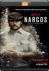 Narcos Season 2 [Episode 8,9,10,The final]