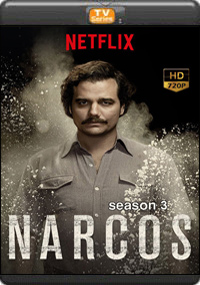 Narcos Season 3 [Episode 1,2,3]