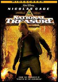 National Treasure 1 [1498]