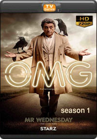 American Gods Season 1 [Episode 1,2,3,]