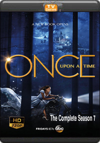 Once Upon a Time The Complete Season 7