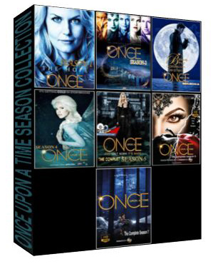 Once Upon a Time Season Collection