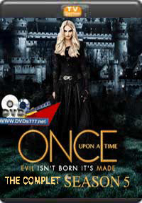 Once upon a time The Complete Season 5