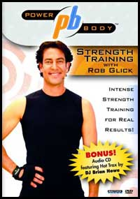 Power Body Series Strength Training With Rob Glick [4131]