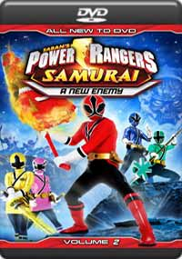 Power Rangers Samurai: A New Enemy Vol-2 [2023]