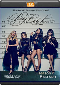 Pretty Little Liars Season 7 [Episode 9,10,11,12,]