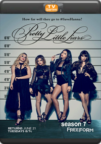 Pretty Little Liars Season 7 [Episode 5,6,7,8]